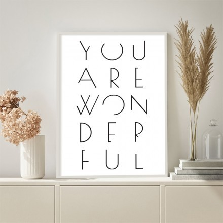 Είσαι υπέροχη