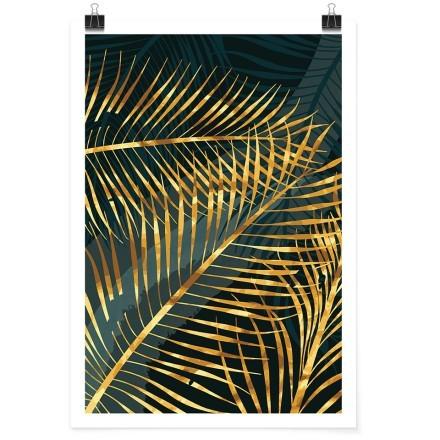 Χρυσά φύλλα καλαθέας