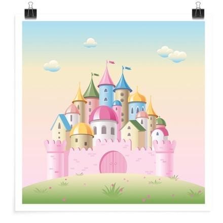 Χρωματιστό κάστρο