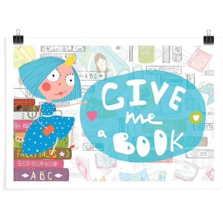 Δώσε μου βιβλίο!