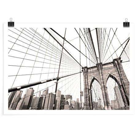 Πάνω στη γέφυρα του Μπρούκλιν