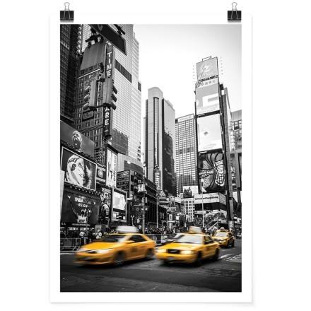 Κίτρινα ταξί στη Νέα Υόρκη