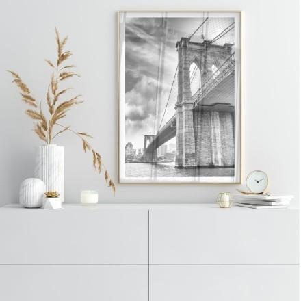 Γκρίζα γέφυρα του Μπρούκλιν
