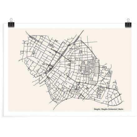 Σχεδιάγραμμα του Βερολίνου