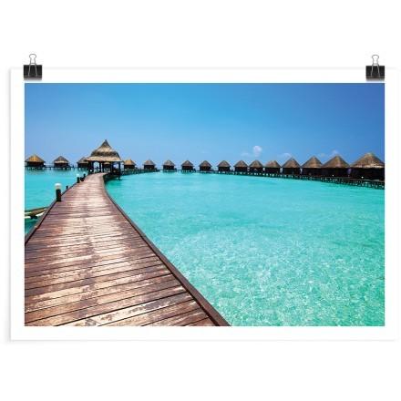 Μονοπάτι στις Μαλδίβες
