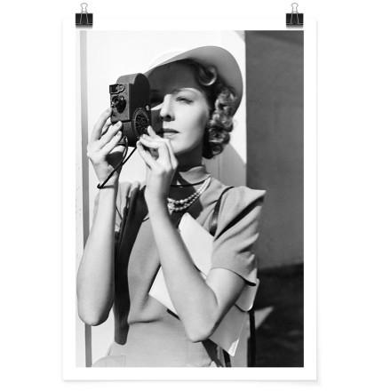 Γυναίκα φωτογράφος