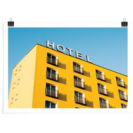 Κίτρινο ξενοδοχείο