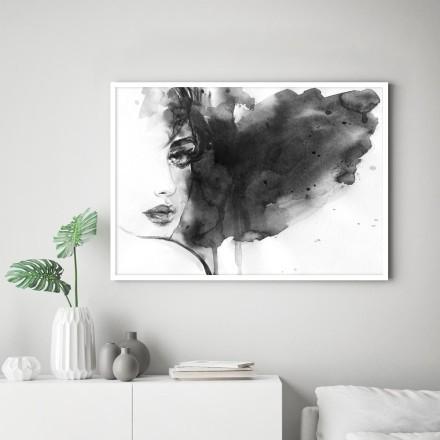 Κοπέλα στους καπνούς