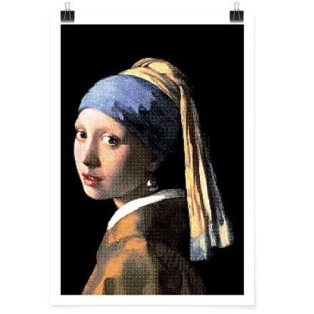 Κοπέλα με μαντήλι στο κεφάλι