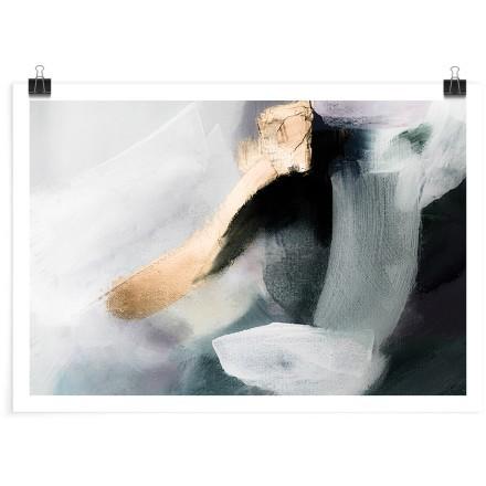 Αφηρημένες πινελιές ζωγραφικής