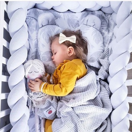 Care Μαξιλάρι Για Κούνια Μωρού 12x200cm
