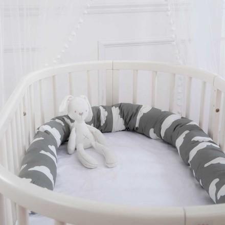 Lullaby Μαξιλάρι Για Κούνια Μωρού 12x200cm