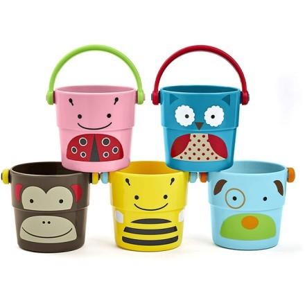Bucket Παιχνίδι Μπάνιου Για Μωρά Κουβαδάκι 7.2x7.2cm