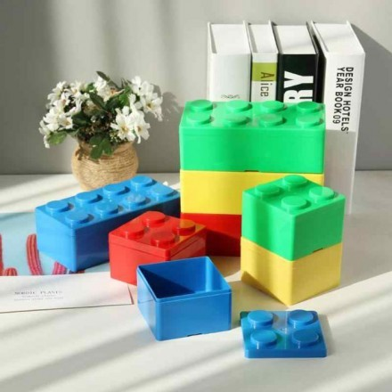 Lego Κουτάκι Αποθήκευσης 16,7x8,3x6cm