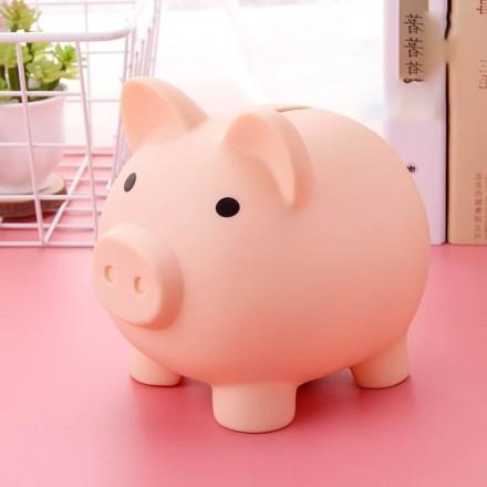Piggy Κουμπαράς Γουρουνάκι Βινυλίου 9x9cm