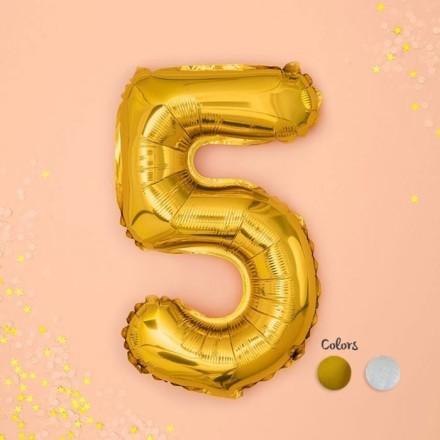 Numbers Μπαλόνι Αριθμός Νο5
