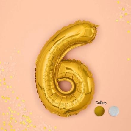 Numbers Μπαλόνι Αριθμός Νο6