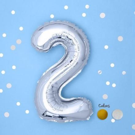 Numbers Μπαλόνι Αριθμός Νο2