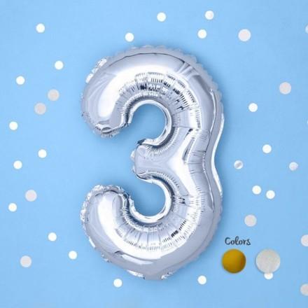 Numbers Μπαλόνι Αριθμός Νο3