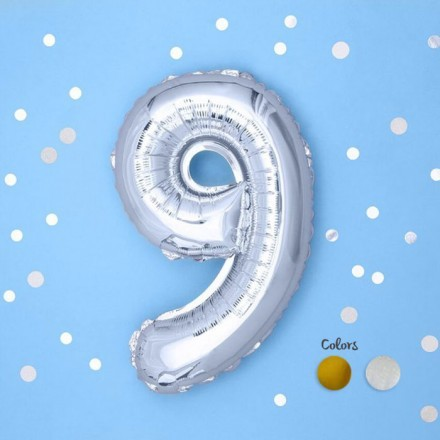 Numbers Μπαλόνι Αριθμός Νο9