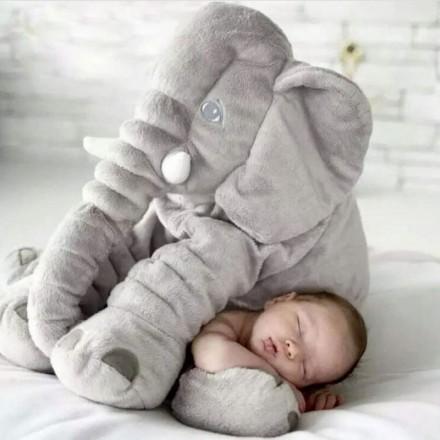 Hug Λούτρινο Ελεφαντάκι Παρέας Για Μωρά 60cm