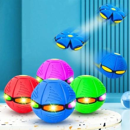 UFO Παιχνίδι Μπάλα Με Φως Και Μουσική 23cm
