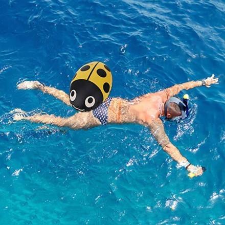 Dive Φουσκωτή Πασχαλίτσα Για Κολύμβηση 45x35cm