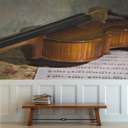 Παλιό βιολί