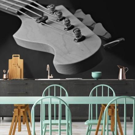 Λεπτομέρεια από κιθάρα