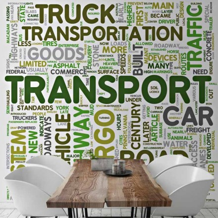 Φόντο με λέξεις, «μεταφορά και φορτίο»