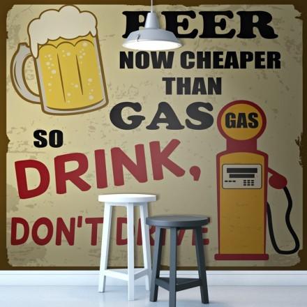 Αφίσα μπύρας