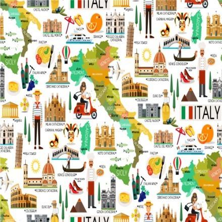 Αξιοθέατα της Ιταλίας