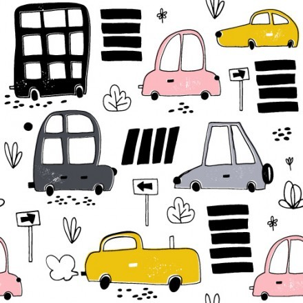 Πολύχρωμα Αυτοκινητάκια