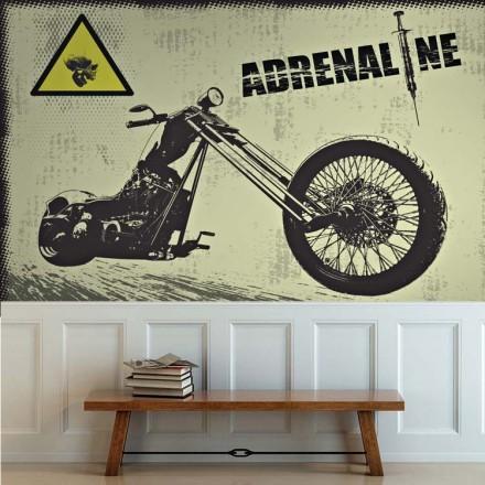 Μοτοσικλέτα adrenaline
