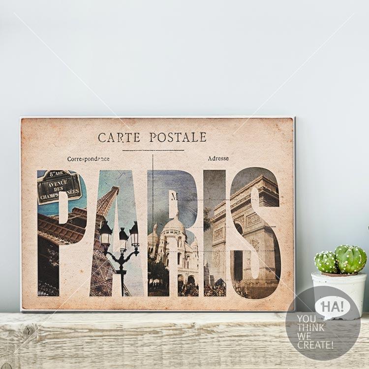 Kαρτ-ποστάλ από το Παρίσι