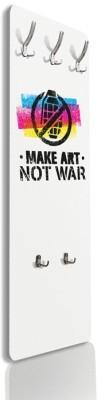 Make Art Not War, Κόμικ, Κρεμάστρες & Καλόγεροι