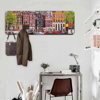 Άμστερνταμ, Φύση, Κρεμάστρες & Καλόγεροι