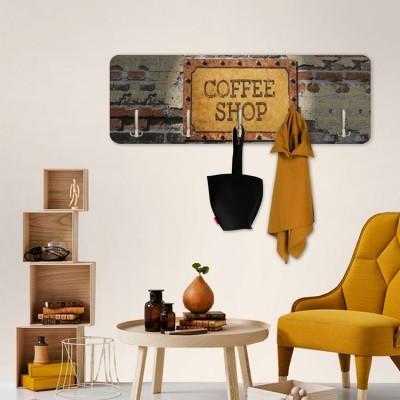Coffee Shop Wall Art, Φαγητό, Κρεμάστρες & Καλόγεροι