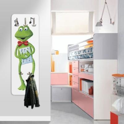 Βάτραχος, Παιδικά, Κρεμάστρες & Καλόγεροι
