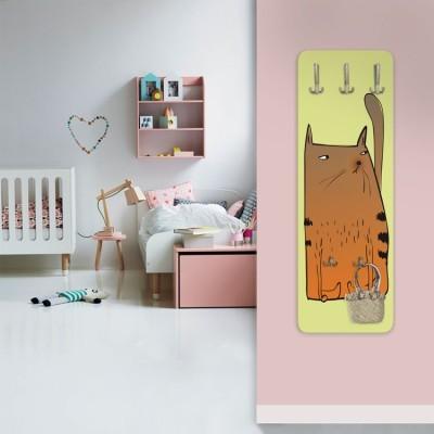 Γάτα, Παιδικά, Κρεμάστρες & Καλόγεροι