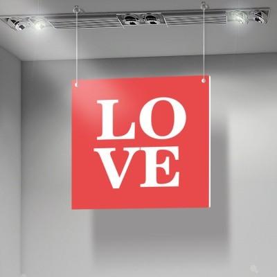 Love, Αγίου Βαλεντίνου, Καρτολίνες κρεμαστές