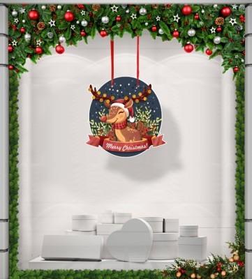 Crristmas Deer, Χριστουγεννιάτικα, Καρτολίνες κρεμαστές