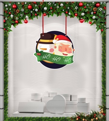 Ho ho ho, Χριστουγεννιάτικα, Καρτολίνες κρεμαστές