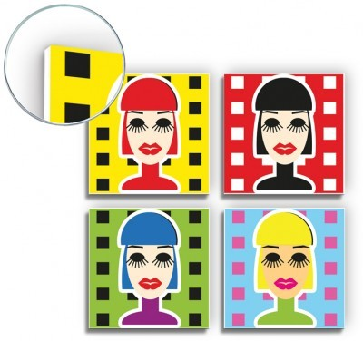 Pop art, Διάφορα, Mini Set Forex