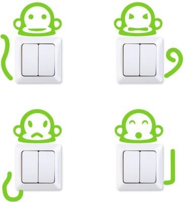 Monkeys, Διάφορα, Αυτοκόλλητα πρίζας