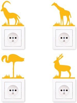 Animals, Διάφορα, Αυτοκόλλητα πρίζας