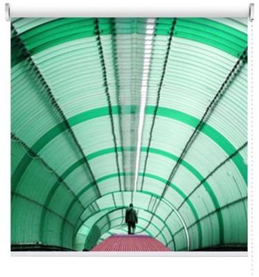 Μετρό, Τεχνολογία - 3D, Ρολοκουρτίνες
