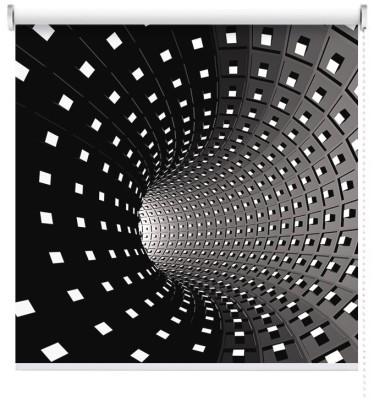 Black Tube, Τεχνολογία - 3D, Ρολοκουρτίνες