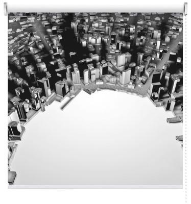 3D κτίρια, Τεχνολογία - 3D, Ρολοκουρτίνες