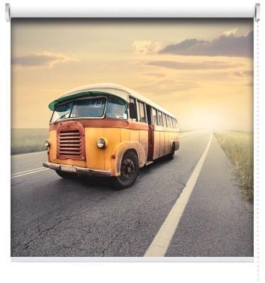 Vintage van, Vintage, Ρολοκουρτίνες